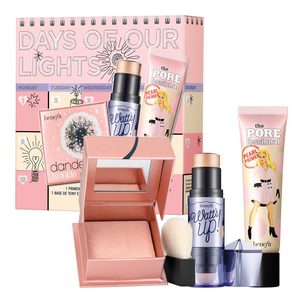 BENEFIT COSMETICS - Days of Our Lights set