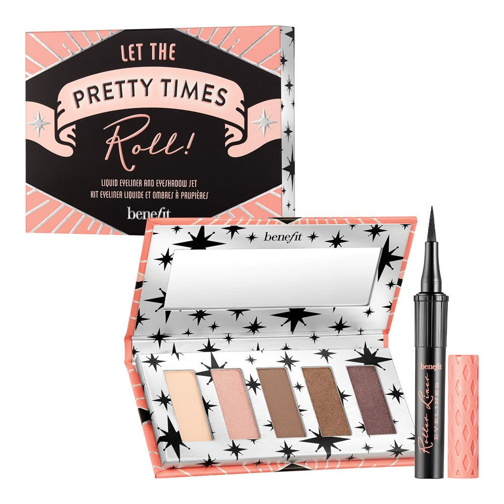 BENEFIT COSMETICS - Let the Pretty Times Roll!
