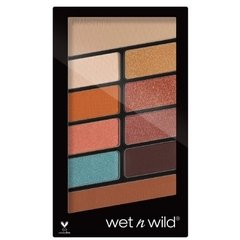 WET N WILD - COLOR ICON NOT A BASIC PEACH EYESHADOW PALETTE en internet