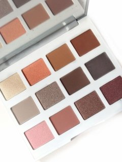 BH COSMETICS - Marble Collection - Warm Stone - 12 Color Eyeshadow Palette na internet