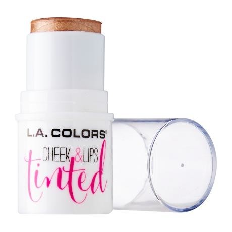 LA COLORS CHEEK & LIPS TINTED - HIGHLIGHTER STICK en internet