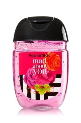 Imagen de BATH & BODY WORKS - ANTIBACTERIAL HAND GEL POCKETBAC - EXQUISITAS FRAGANCIAS