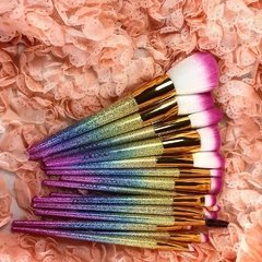 Imagen de DOCOLOR - Fantasy Makeup Brush set 16 .