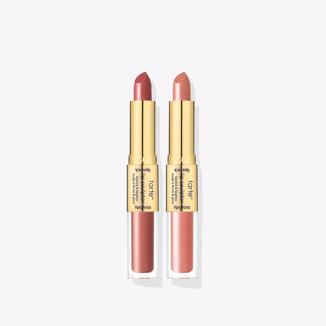 TARTE - limited-edition lip treats lip escultor duo SET X 2 - comprar online