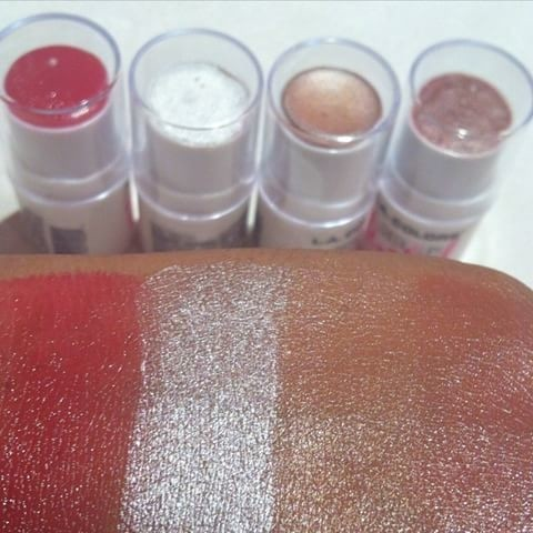 LA COLORS CHEEK & LIPS TINTED - HIGHLIGHTER STICK - tienda online