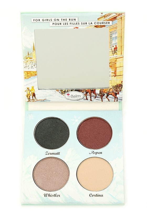 THE BALM - MONT BALM EYESHADOW PALETTE FOR GIRLS ON THE RUN - comprar online