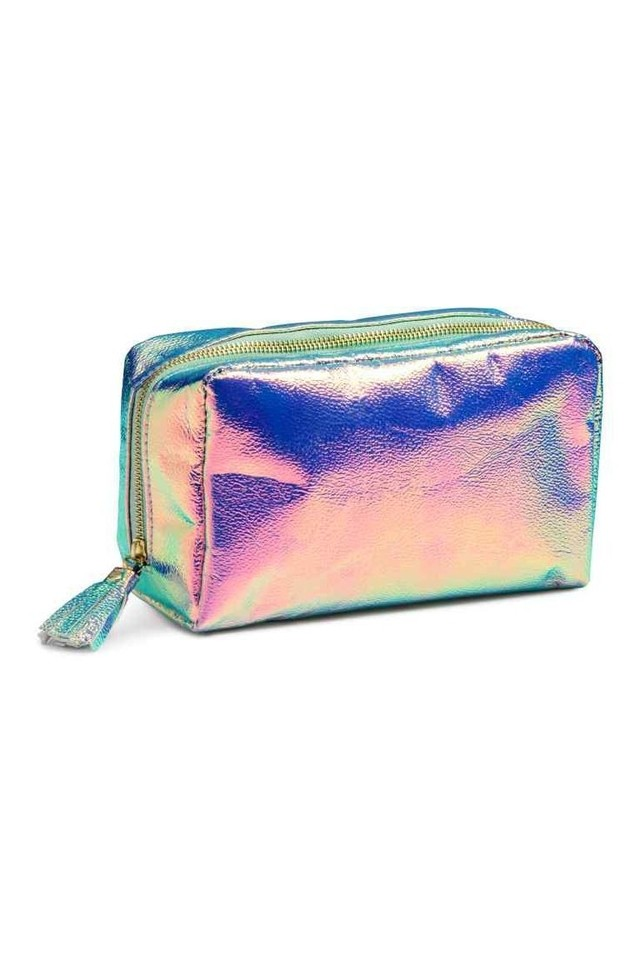 H&M MAKE-UP BAG PORTACOSMETICOS HOLO SIREN en internet