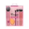 REAL TECHNIQUES - EVERYDAY ESSENTIALS BRUSH SET