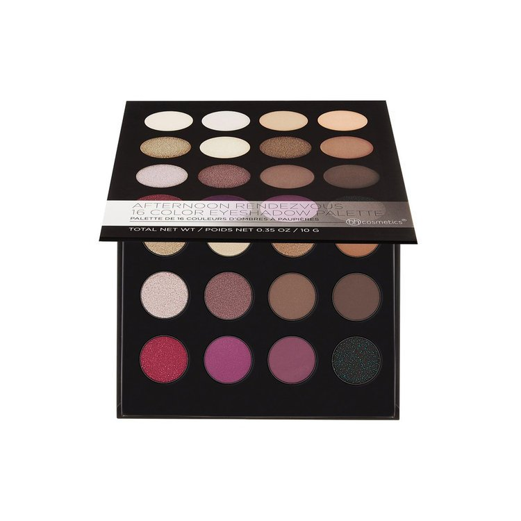 BH COSMETICS - afternoon rendezvous palette