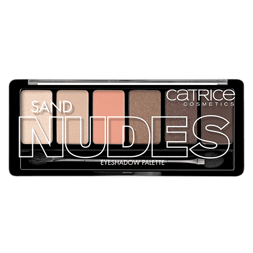 CATRICE - SAND NUDES EYESHADOW PALETTE