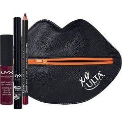 NYX 3 PRODUCTS SET & LIPPIE LOVE BAG