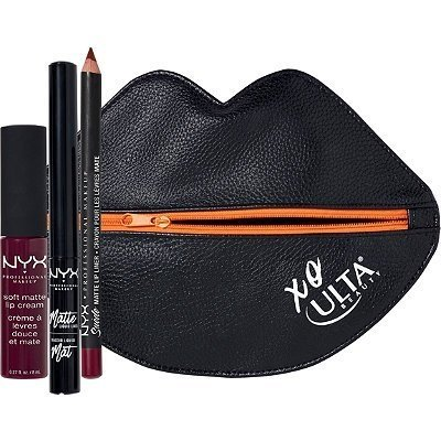 NYX 3 PRODUCTS SET & LIPPIE LOVE BAG - comprar online