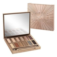 URBAN DECAY - NAKED ULTIMATE BASICS EYESHADOW PALETTE ALL MATTE