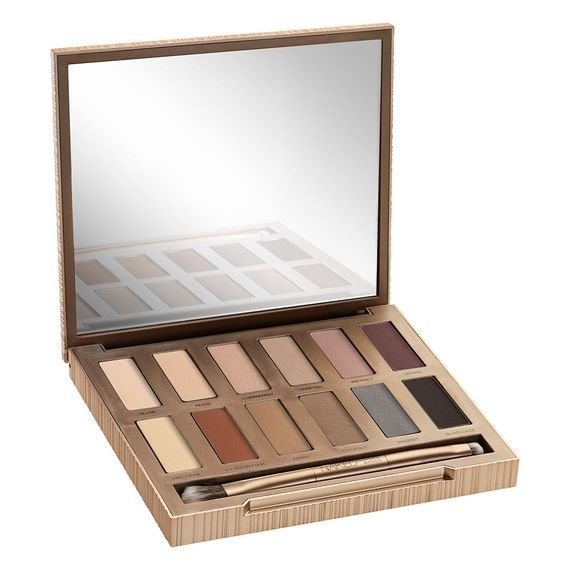 URBAN DECAY - NAKED ULTIMATE BASICS EYESHADOW PALETTE ALL MATTE - tienda online