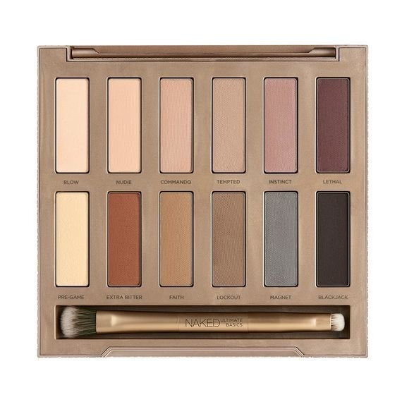 URBAN DECAY - NAKED ULTIMATE BASICS EYESHADOW PALETTE ALL MATTE en internet