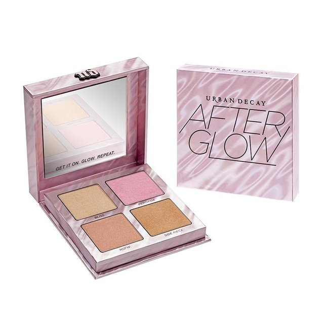 URBAN DECAY - AFTERGLOW  Highlighter Palette
