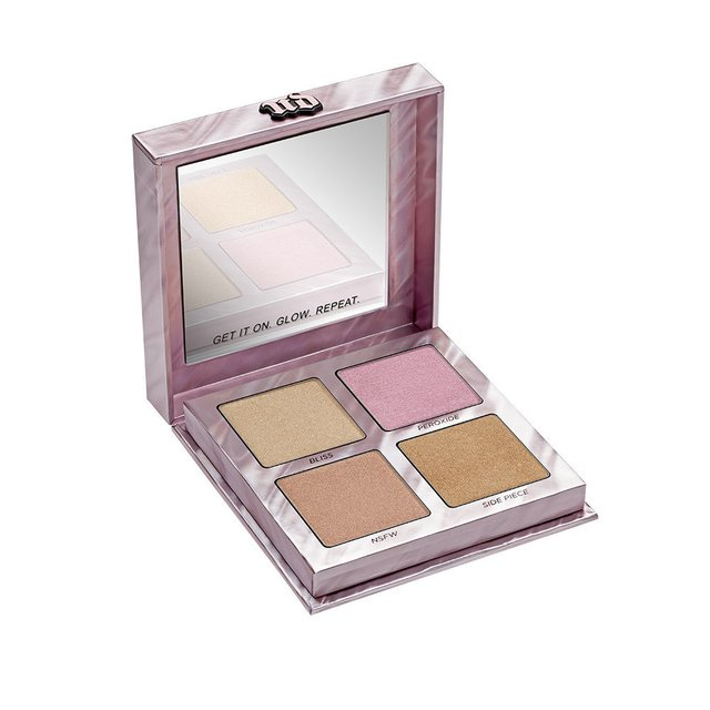 URBAN DECAY - AFTERGLOW  Highlighter Palette - tienda online