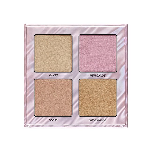 URBAN DECAY - AFTERGLOW  Highlighter Palette - comprar online