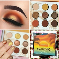BEAUTY CREATIONS - CALI CHIC eyeshadow palette - comprar online