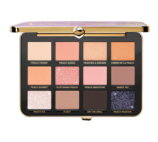 TOO FACED- WHITE PEACH MULTI-DIMENSIONAL EYE SHADOW PALETTE - tienda online