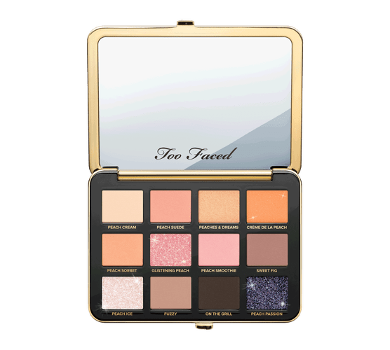 TOO FACED- WHITE PEACH MULTI-DIMENSIONAL EYE SHADOW PALETTE - Vanity Shop