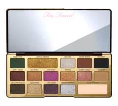 TOO FACED - THE CHOCOLATE GOLD EYESHADOW  PALETTE - comprar online