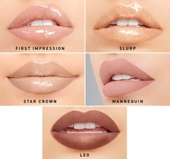 MORPHE X JEFFREE STAR ICONIC NUDES LIP COLLECTION - comprar online