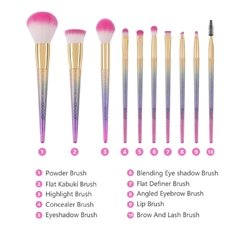 DOCOLOR - 10 Pieces Fantasy Brush Set en internet