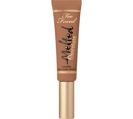 TOO FACED - MELTED CHOCOLATE LONG WEAR LIPSTICK - CHOCOLATE HONEY