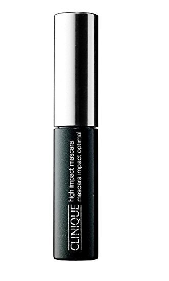 CLINIQUE - HIGH IMPACT MASCARA BLACK TRAVEL SIZE 4 ML