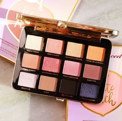 TOO FACED- WHITE PEACH MULTI-DIMENSIONAL EYE SHADOW PALETTE