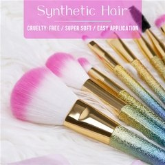 Imagen de DOCOLOR - 10 Pieces Fantasy Brush Set