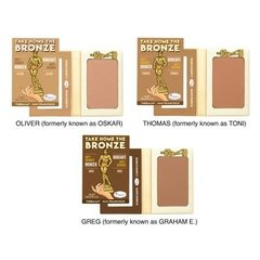THE BALM - TAKE HOME THE BRONZE - comprar online