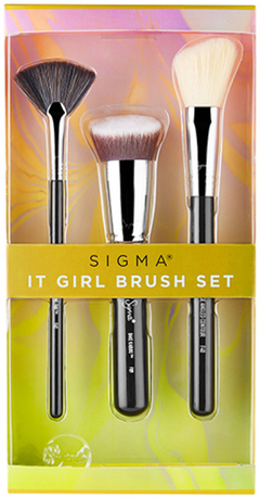 SIGMA - IT GIRL BRUSH SET - F42 F89 F40 - comprar online