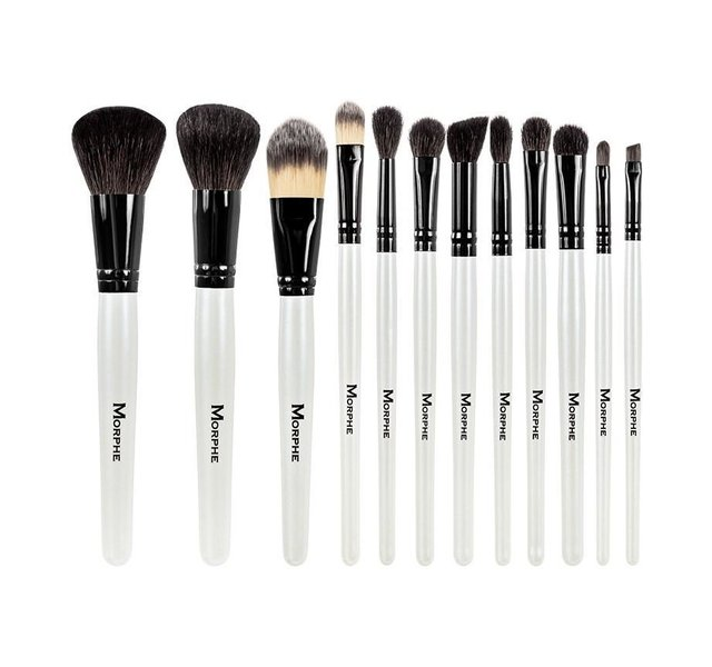 MORPHE - SET 706 - 12 PIECE BLACK AND WHITE TRAVEL SET - comprar online