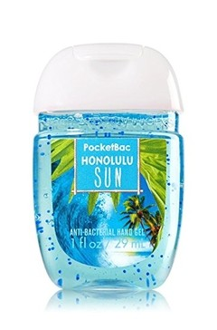 BATH & BODY WORKS - ANTIBACTERIAL HAND GEL POCKETBAC - EXQUISITAS FRAGANCIAS