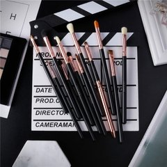 DOCOLOR - 12 Pieces Eye Makeup Brush Set - DC1201 - comprar online