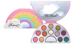 TOO FACED - LIFE'S A FESTIVAL EYESHADOW PALETTE - PEACE, LOVE & UNICORNS