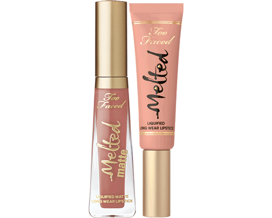 TOO FACED - IN THE NUDE LIPSTICK DUO