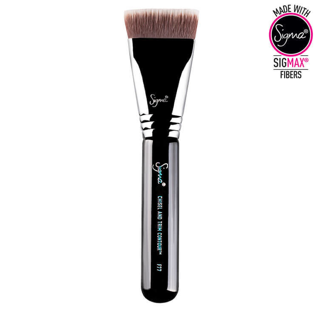 SIGMA - F77 - CHISEL AND TRIM CONTOUR™ BRUSH