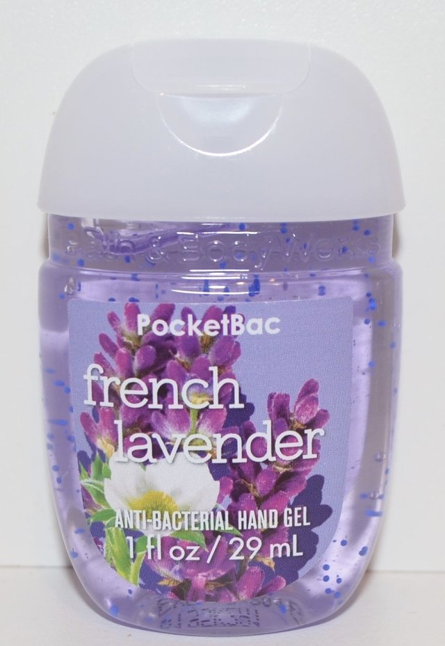 BATH & BODY WORKS - ANTIBACTERIAL HAND GEL POCKETBAC - EXQUISITAS FRAGANCIAS en internet