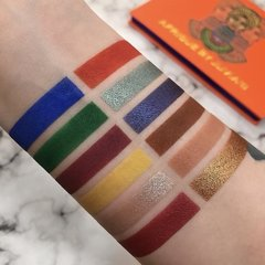 JUVIA'S PLACE - THE AFRIQUE PALETTE en internet
