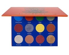 JUVIA'S PLACE - THE AFRIQUE PALETTE