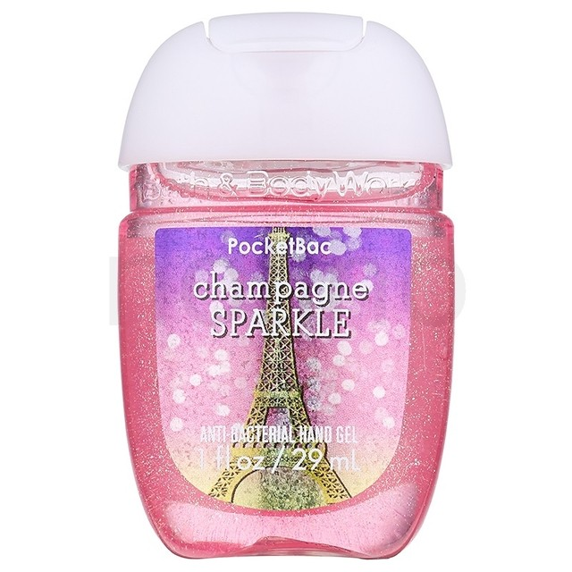 BATH & BODY WORKS - ANTIBACTERIAL HAND GEL POCKETBAC - EXQUISITAS FRAGANCIAS - Vanity Shop