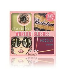 BENEFIT - WORLD O' BLUSHES SET