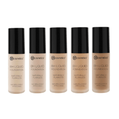 BH COSMETICS - Naturally Flawless Foundation Base .