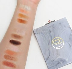 BH COSMETICS - Marble Collection - Warm Stone - 12 Color Eyeshadow Palette - Vanity Shop