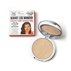 THE BALM - BONNIE-LOU MANIZER Highlighter & Shadow