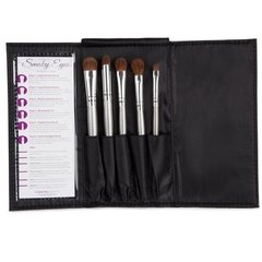 COASTAL SCENTS - Smoky Eyes Makeup Brush Set - comprar online