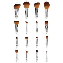 COASTAL SCENTS - Pearl Makeup 16 Brush Set en internet